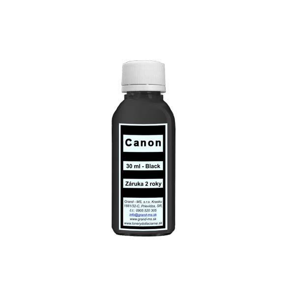Atrament - pre kazety CANON PG-545 Bk - 30 ml - čierny