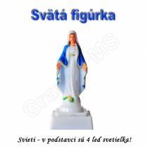 Svietiaca figúrka Panna Mária - 18cm