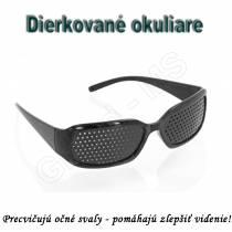 Ajurvédske okuliare na zlepšenie zraku typ B