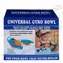 Kúzelná miska pre deti - Gyro bowl