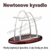 Newtonove kyvadlo BSX7 XXL - náučná hračka či doplnok do kancelárie