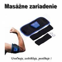 Pás na chudnutie a na masáž - elektronický