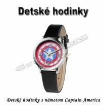 Hodinky QUEEN-US, model Captain America