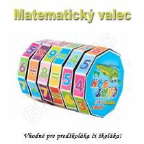 Matematický náučný valec MAT