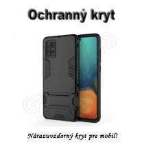 Kryt na mobil Samsung A71 - čierny typ D
