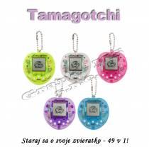Elektronická hra Tamagotchi - 49 zvieratiek v 1 typ c