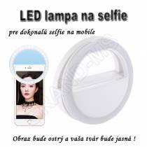 Lampa na fotenie selfie - má 36 LED diód