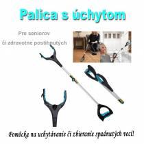 Palica s úchytom CATCHER - pomoc pre seniora