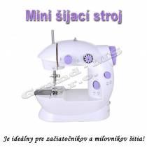 Mini šijací stroj NEEDLE pre deti a začiatočníkov