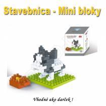 Stavebnica - mini bloky pre deti i dospelých  Pavúk