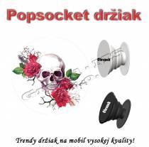 Popsocket - držiak na mobil ROSES