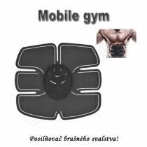 Mobile Gym - Elektrický posilňovač brušného svalstva