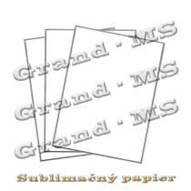 Sublimačný papier A3 (na 3D a 2D potlač)