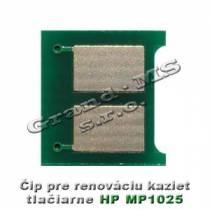 Čip pre HP CE310A, Black