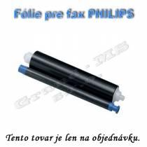 Objednávka - Termo fólie pre Philips