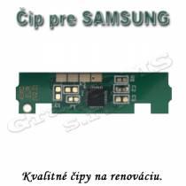 Čip pre Samsung CLT-C406S, (CLP-360, CLP-365...), Cyan