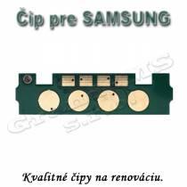 Čip pre Samsung CLT-M406S, (CLP-360, CLP-365...), Magenta