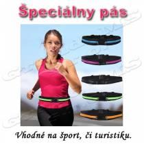 Športový pás či penaženka, vhodný na beh - HIT