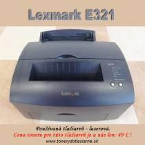 Lexmark_E321
