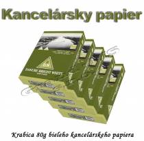 Kancelársky papier A4/80g/5x500ks - Yes